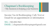 Income Tax & Bookkeeping Services