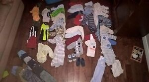 70+ Like New 6-9month boy clothes