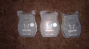 3 Cambridge Scentsy bars - chilled*