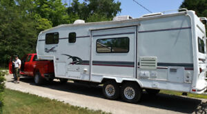 Glendale Travelaire 25MGT 5th Wheel