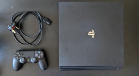 Playstation 4 Pro 1TB version