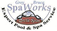 Local Expert Hot Tub Service and Repairs 25 years exp.