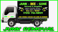 ♻️ Junk Removal - Quality service & affordable prices! ♻️