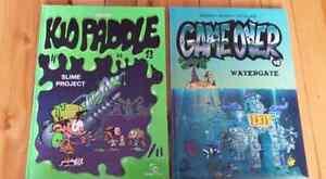 Bandes dessinées Kid Paddle, Game Over, BONE