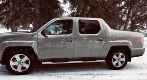 Honda Ridgeline 4WD Crew Cab EX-L Navi - Brandon