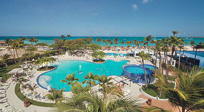 RIU PALACE ANTILLAS ARUBA ADULTS ONLY ALL INCLUSIVE VACATION 08/11/19
