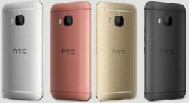 HTC One M9 - 32GB - Unlocked SIM Free Smartphone