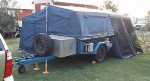 Heavy Duty Off-Road Camper Trailer Waikiki Rockingham Area Preview