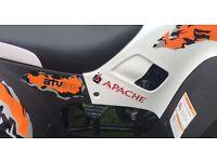 Apache 100cc