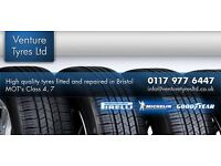 EXPERIENCED TYRE FITTER WANTED