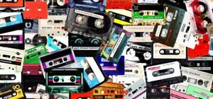WANTED!! CASSETTE TAPES AND VINYL