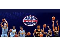 NBA LONDON GLOBAL GAMES - 12/1/17 - GREAT LOWER TIER SEATS!!!