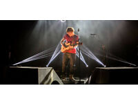 2 x Ed Sheeran tickets Nottingham Standing Tuesday, 25 April 2017 18:00