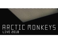 Arctic Monkeys Tickets at Arena Birmingham on 16th September 2018