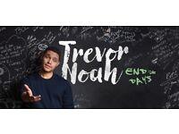 Trevor Noah - 19/05/2018 - 2 tickets - London 02