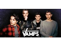 4 Excellent The Vamps Tickets O2 Arena London 28/4/18