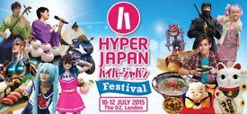 Hyper Japan 3 Day Pass