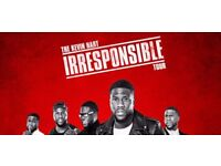 The Kevin Hart Irresponsible Tour Amazon Lounge Tickets for Sale