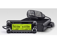 ICOM 2820 Dual band D star tranceiver