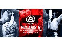 X2 Polaris 6 Professional Jiu Jitsu (BJJ) Tickets