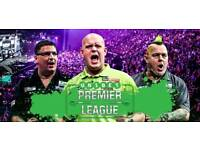 2 x Unibet Darts Final tickets - Thursday 17th May 2018