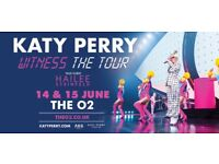 NOW REDUCED!!! 2 x Katy Perry Tickets