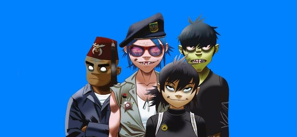 Gorillaz @ The o2 (4 x Standing) tickets available will negotiate 05 Dec 2017 @ 6.30pm