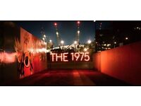 2x The 1975 Tickets @ The O2 London