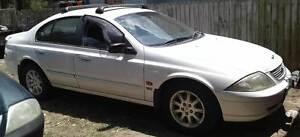 2001 Ford Futura Sedan Weston Cessnock Area Preview