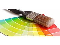 Experienced painter decorator