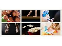 Gymnastic, circus, trampoline and multi-sport summer camp age 4+