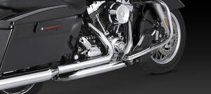 Vance and Hines exhaust True Duals, Mufflers New in Box, Touring Stratford Kitchener Area image 2