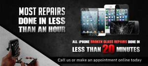 iPhone & Samsung Repairs in CBD