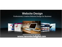Web Design, Web Development, CMS