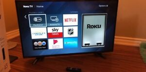 "SANYO 43"" HDTV LED LCD"