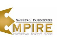 Junior Nanny (light housekeeping) needed in Arnos Grove