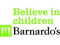Full Time Street Fundraiser in Birmingham for Barnardo's - £10-£13 ph No Commission! S