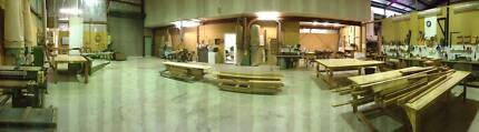 Joinery/Cabinetmaking Workshop For Sale