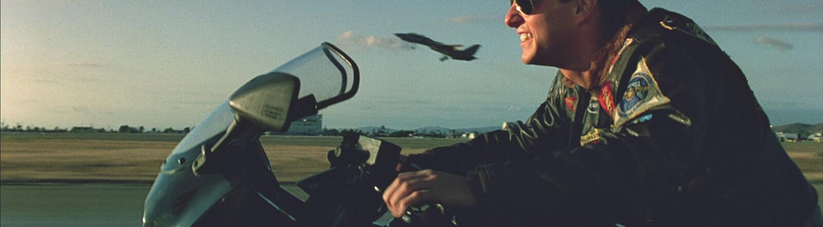 F-14 Tomcat Fighter Bardane Haut Pistolet École Rouge Équipe Insignes Patch