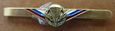 RUSSIAN  ARMY  VDV  PARATROOPS    TIE HOLDER PIN  #28 SE