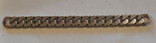 Vintage Hermes Sterling Silver Bracelet Links