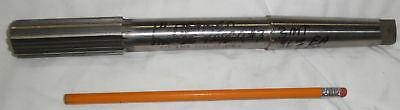 1 Reamer Brown Sharpe Morse Taper 3 3mt Hss