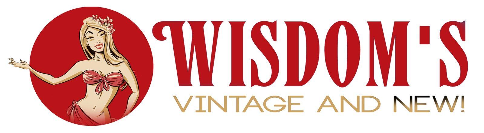 Wisdom'sVintage&New