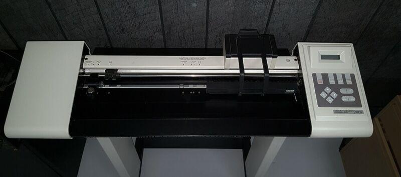 Houston Instruments DMP-161 Pen PlotterExcellent Condition Light Usage