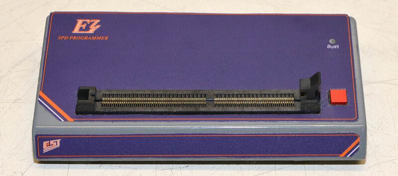 CST Inc. EZ SPD Programmer DDR Memory Tester