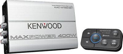 Kenwood KAC-M1824BT 45W x 4 Autoverstärker