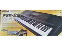 Yamaha PSR 225 keyboard