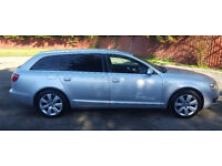 Audi A6 C6 Avant Silver 2.0Tdi Factory no dpf, Very nice car