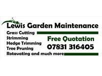 Affordable garden maintenance across North Devon