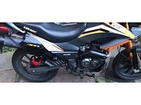Keeway TX 125cc Yamaha WR Copy